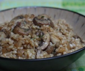 Trader Joes rice quick Faux Risotto recipe