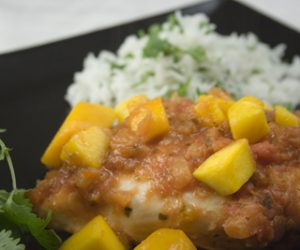 Trader Joes Mango Chicken recipe