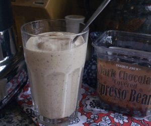 Trader Joes Chocolate Coffee milkShake recipe