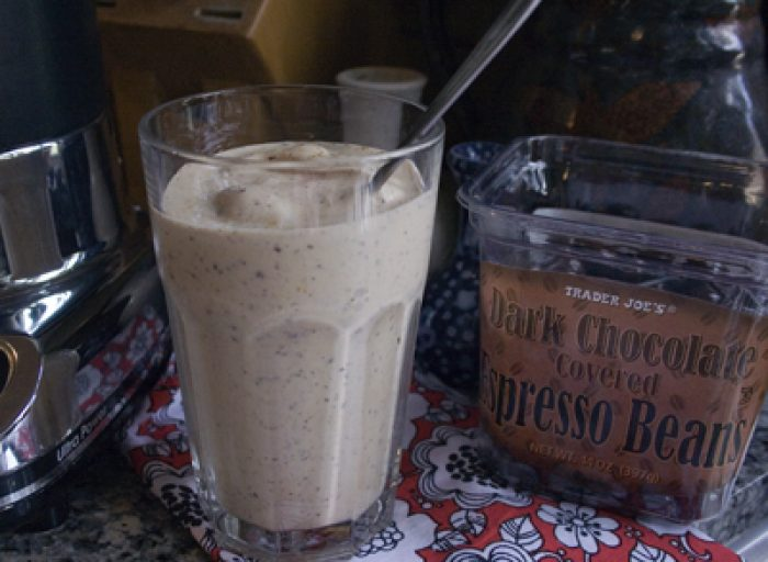 Low Fat Wide Awake Coffee Shake Cooking With Trader Joe S