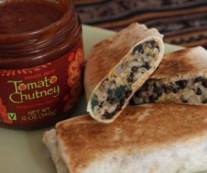 Grilled Lentil Wraps recipe Cooking Trader Joes