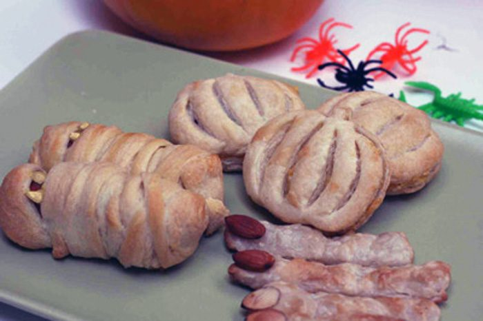 Halloween Finger Food Recipes - Cooking with Trader Joe's