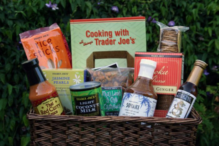Trader Joe's Asian Gift Basket