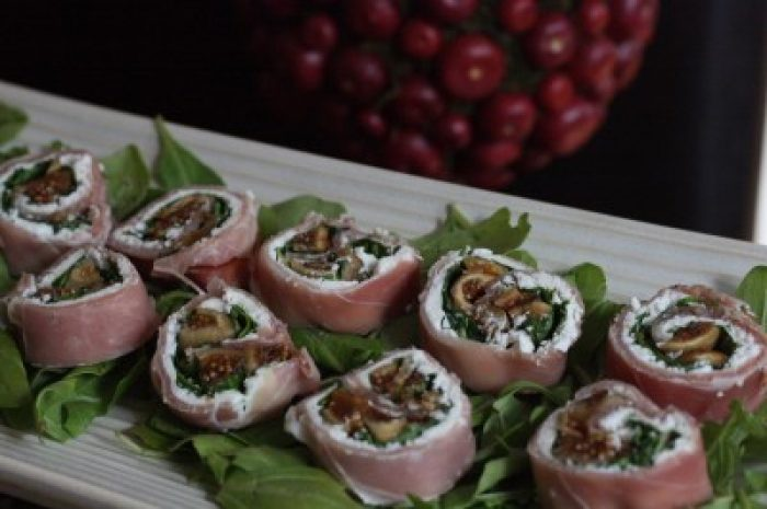 Fig Prosciutto Roll Ups Recipe Trader Joes
