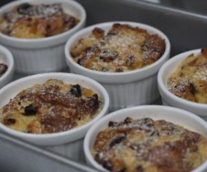 Trader Joes Panettone Bread Pudding recipe