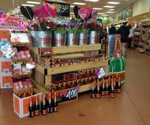 Valentine's Day at Trader Joe's