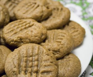 Trader Joes Sunflower Butter Cookies recipe