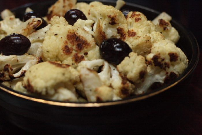 Roasted Cauliflower recipe Cooking Trader Joes