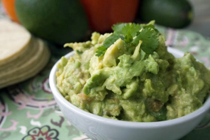 Instant Homemade Guacamole recipe with Trader Joes salsa