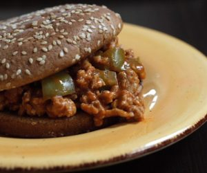 Sloppy Joes recipe Cooking with Trader Joes