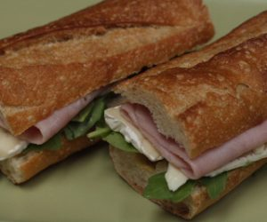 Ham And Brie Sandwich recipe Cooking Trader Joes