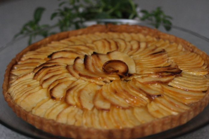 Trader Joes Simple Apple Tart recipe