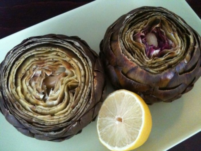 Oven Roasted Artichokes recipe Cooking Trader Joes