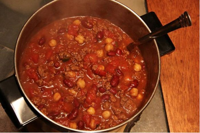Chill Out Bean Chili recipe Cooking Trader Joe's