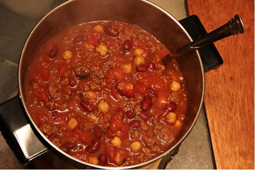 Gluten free chili easy recipes