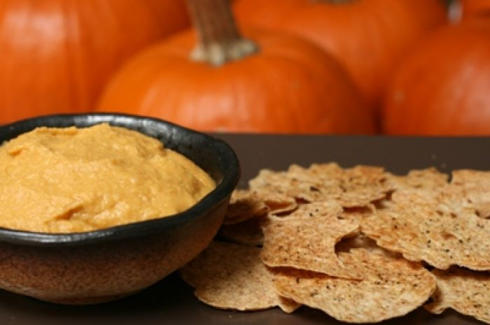 Pumpkin Hummus recipe Cooking Trader Joes