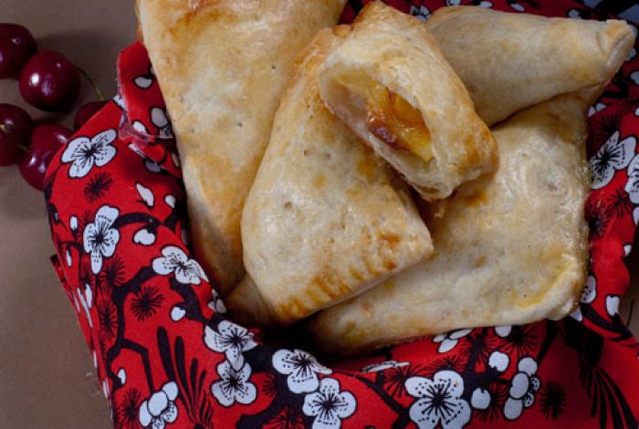 pear brie turnover recipe Trader Joes puff pastry