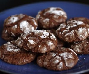 Chocolate Almond Cookie gluten free recipe Cooking Trader Joes