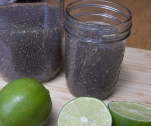 Chia Seed Energy Drink Recipe