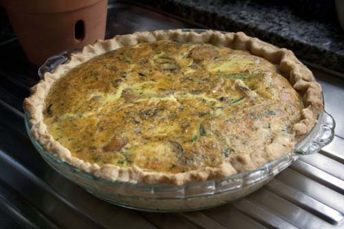 Country Potato Quiche Whole Trader Joes
