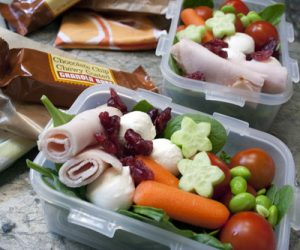 Lunch salad recipe for kids Trader Joes