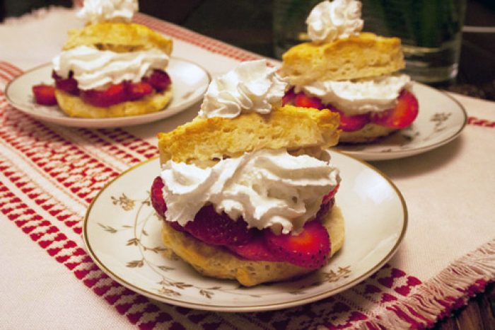 Strawberry Shortcake Recipe Trader Joes