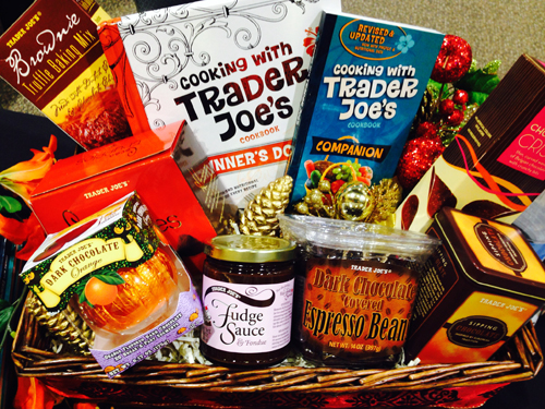 Trader Joes Chocolate Gift Basket