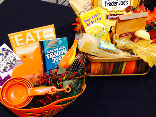 Gift basket Trader Joe's