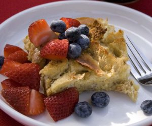 Baked French Toast Recipe Cooking with Trader Joe's