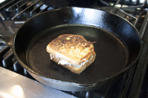 Chicken Panini Recipe Cooking with Trader Joe's
