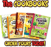 Cooking with Trader Joes Cookbook Authors