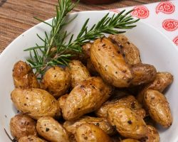 Side Dishes Roasted Potatoes recipe Cooking with Trader Joes
