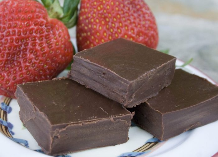 DESSERT Chocolate Coffee Fudge recipe