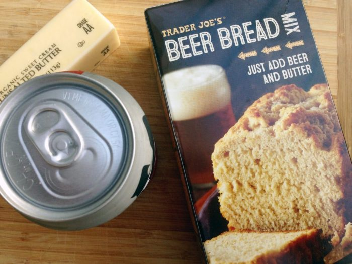 trader joes beer bread ingredients