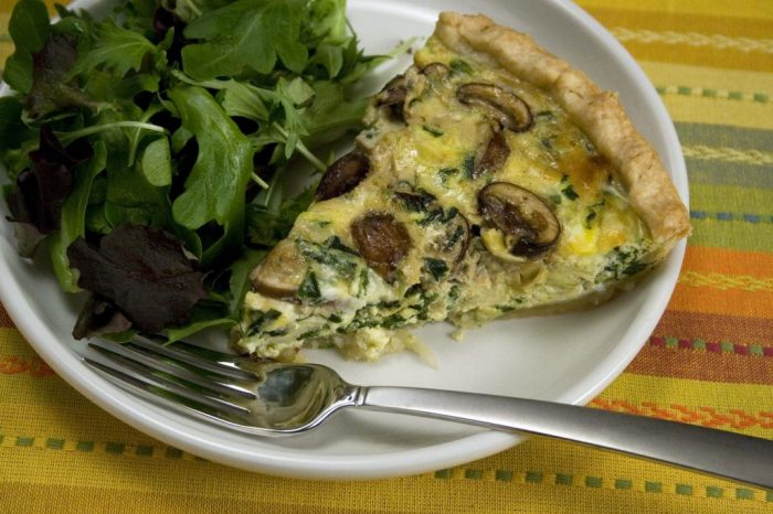 Quiche Basic Recipe trader joes
