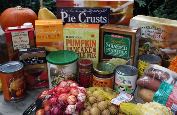 Thanksgiving Made Easy Thanks To Trader Joe S Cooking With Trader Joe S